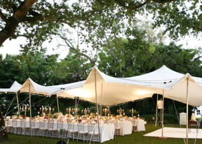 Hawksmoor Wedding Garden