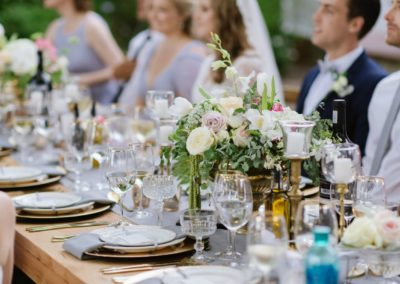 Hawksmoor Wedding Table