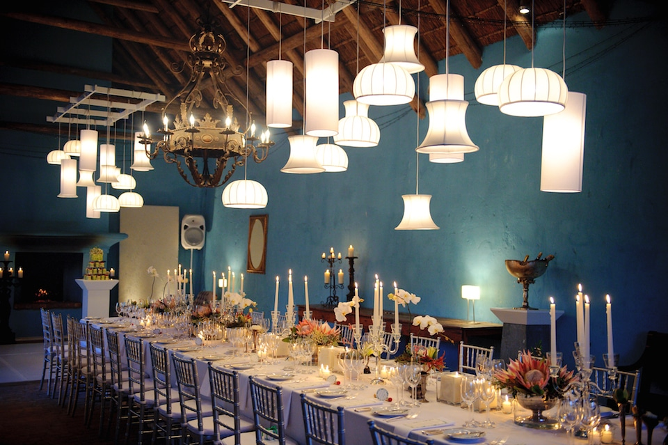 Hawksmoor Wedding Barn