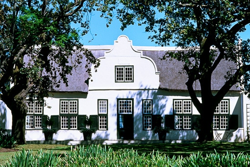 Hawksmoor House Winelands Hotel